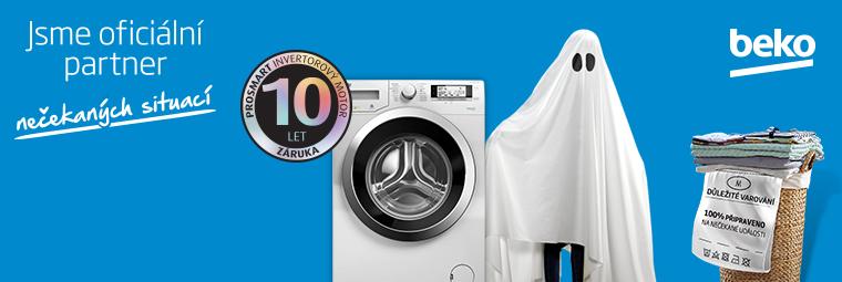Když automatickou pračku, tak určitě BEKO!