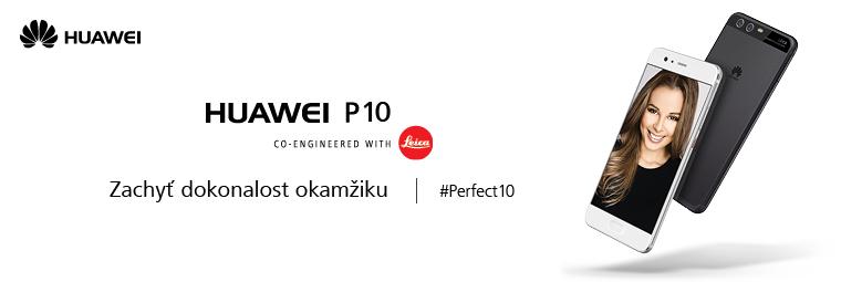 Novinka Huawei P10