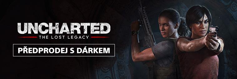 Legenda se vrací. Další díl hry Uncharted: The Lost Legacy je tady