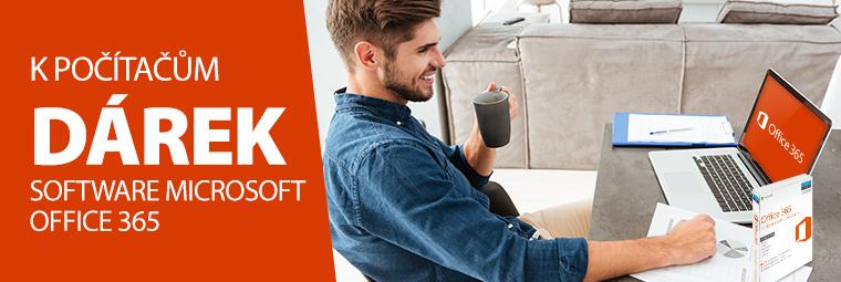 K nákupu IT balíček MS Office jako dárek
