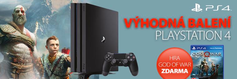 Ke konzoli PlayStation 4 skvělá hra jako dárek