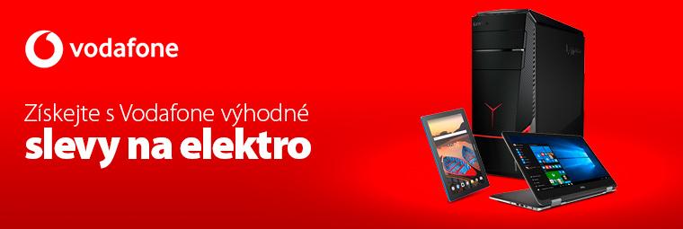 Vodafone – slevy v rámci Můj Vodafone