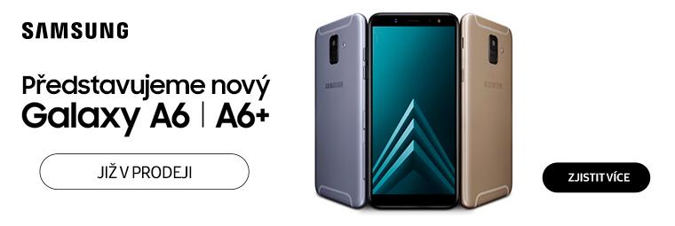 Zrodily se nové smartphony Samsung Galaxy A6 a Galaxy A6+