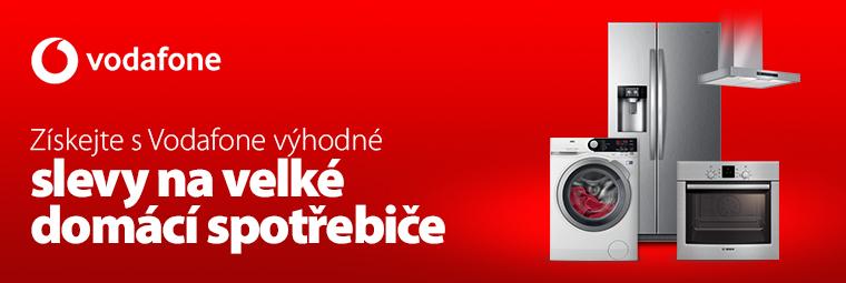 Získejte s Vodafone výhodné slevy na elektro.