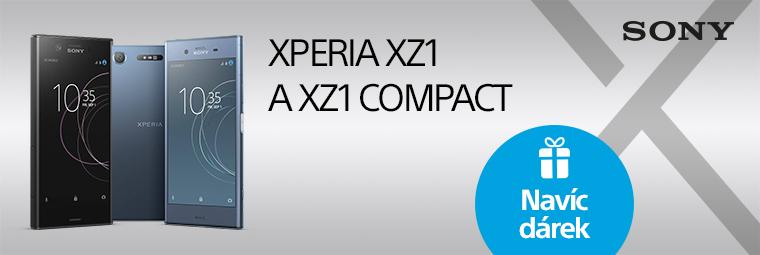 Získejte dárek k vybraným telefonům Sony Xperia