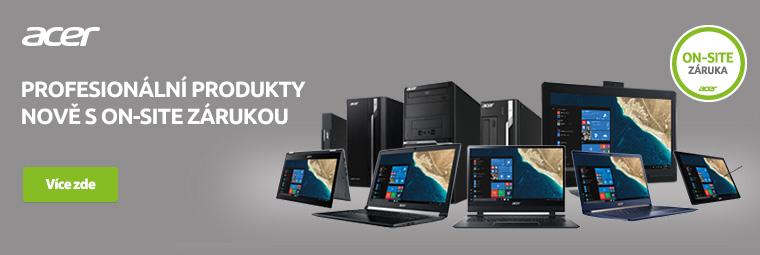 Acer on-site – záruční oprava u vás doma