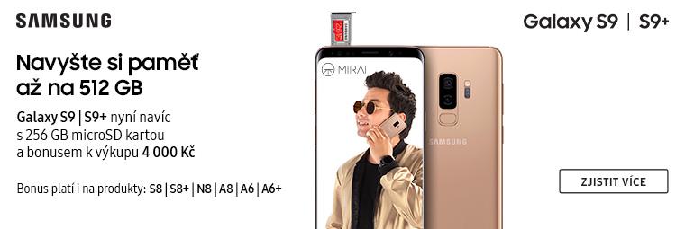 Samsung s dárkem