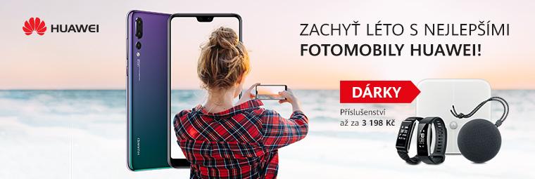 Dárky pro vás k fotomobilům Huawei
