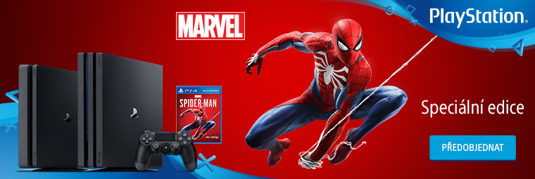 Zachraňte New York se Spidermanem a konzolí PS4
