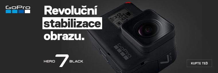 GoPro představilo novou řadu kamer HERO7 a je na co se těšit