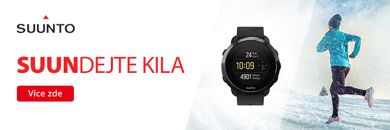 Buďte fit díky finským hodinkám Suunto