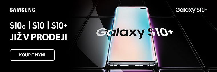 Úžasný Samsung Galaxy S10 je v prodeji. Který bude váš?