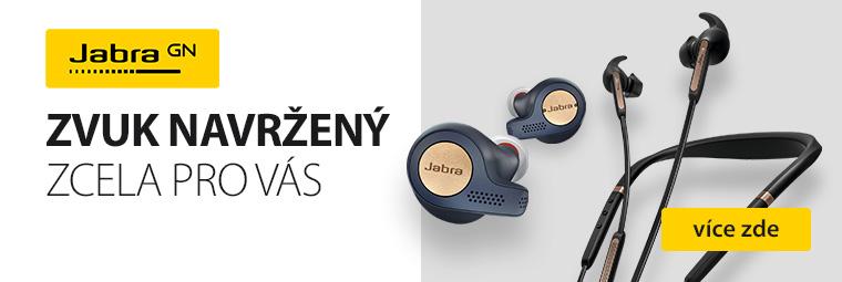 Zabodujte novými sluchátky od Jabra