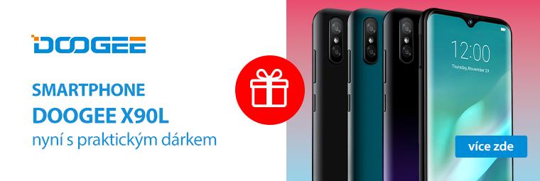 Zakupte si smartphone Doogee X90L a těšte se na praktický dárek