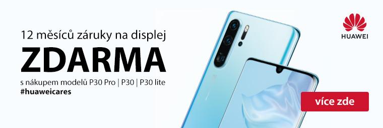 Padá vám mobil? Nevadí, Huawei má po ruce záruku na 12 měsíců!