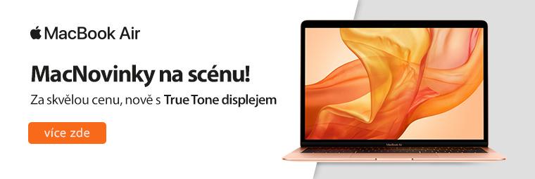 Nový MacBook Air je konečně tady!