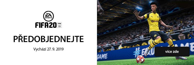 Z velkého stadionu zpět do ulic s novou FIFA 20