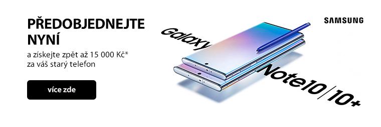 Získejte Galaxy Note10 dřív než ostatní