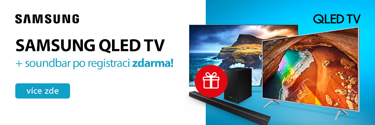 Prémiové 4K UHD TV Samsung s vyladěným soundbarem zdarma
