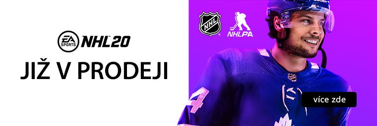 Spusťte novou NHL 20 právě teď!