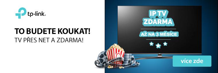 Internetová TV zdarma