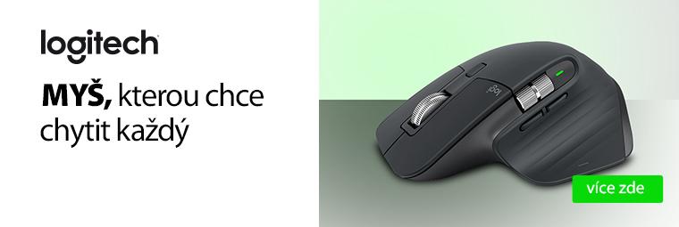 Vyklikejte si skvělé nápady s novou myší MX Master 3 od Logitech
