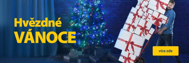 Vánoce jsou téměř za rohem. Buďte na ně připraveni a nakupte dárky pro své blízké včas.