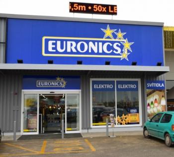 EURONICS, Břeclav - Tesco
