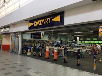 Zlín - Albert hypermarket - DATART