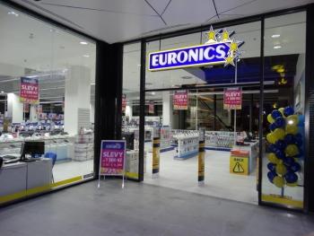 EURONICS, Praha 1 - OC Quadrio