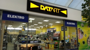 Most - Albert hypermarket - DATART