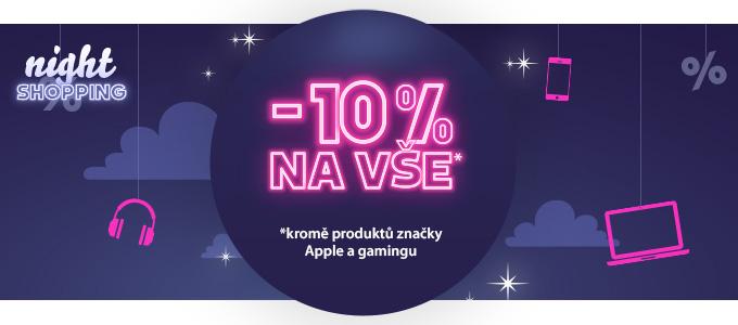 euronics sleva 10 %
