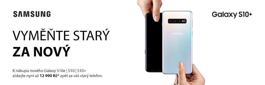 c4db015b9 Úžasný Samsung Galaxy S10 je v prodeji. Který bude váš? VYMĚŇTE STARÝ ZA  NOVÝ! K nákupu nového ...